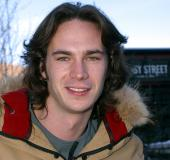 2003.01.19  Randall Michelson Outdoor Portraits at Sundance Film Festival