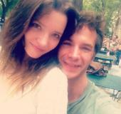 2012.06.30 New York City with Talulah Riley