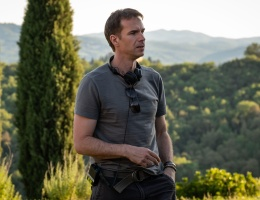 Actor James D'Arcy puts on his writing hat and steps behind the camera for 'Made in Italy'