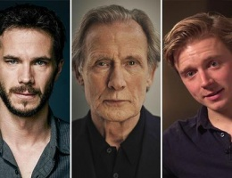 "James D'Arcy recruits Bill Nighy and Jack Lowden for his comedy, ""Made in Italy"""