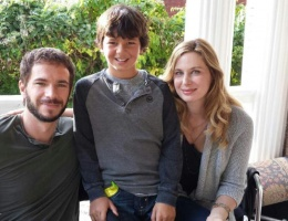 TribLIVE article on James' set son
