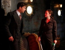 Agent Carter Ep.3 Time and Tide reviews