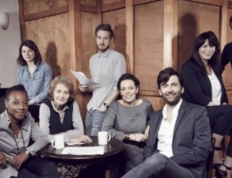 Broadchurch series 2 cast pictured together for the first time