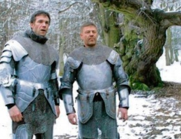 High Hopes Sean Bean will return to Hedingham Castle for Enemy of Man